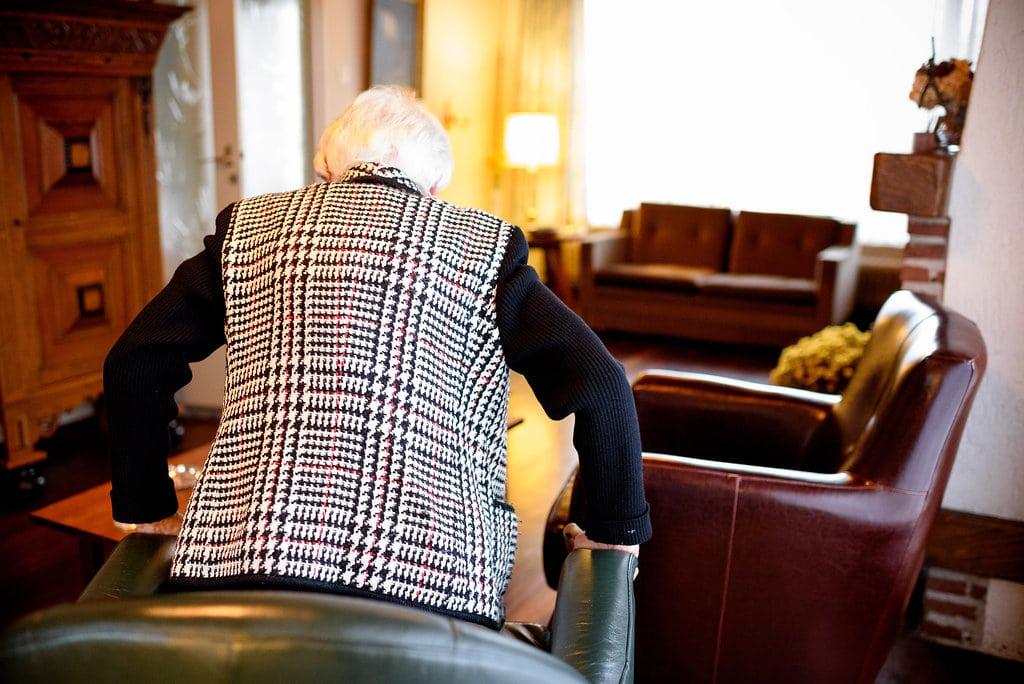 Patiënt ouderenzorg